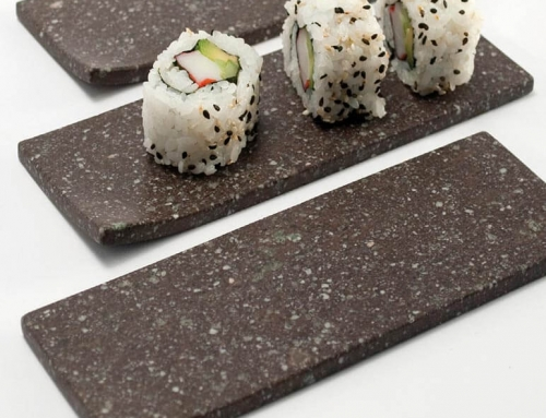 piattini sushi – porfido vallecamonica